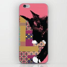 Quilt Nestle iPhone Skin