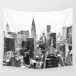 New York City Wall Tapestry