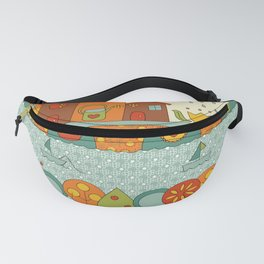 This is my Home Fanny Pack