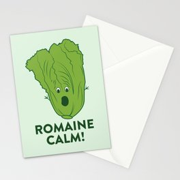 ROMAINE CALM Stationery Cards