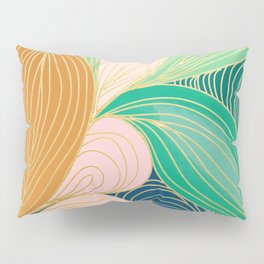 Swirly Interest Pillow Sham