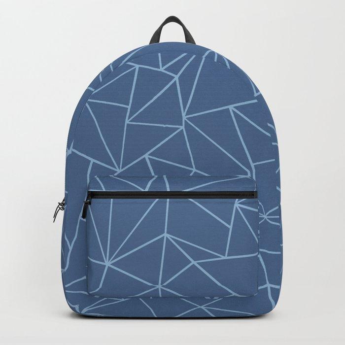 Ab Outline Blues Backpack
