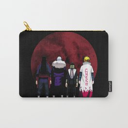 Four Hokages Carry-All Pouch
