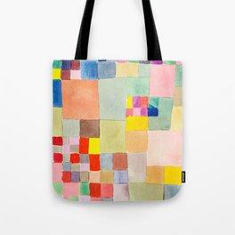 "Paul Klee "" Flora on sand "" Tote Bag"