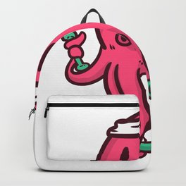 Fitness octopus Backpack