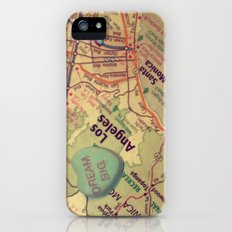 Dream Big Los Angeles iPhone (5, 5s) Slim Case