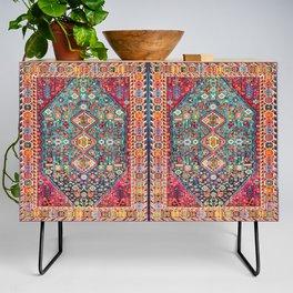 N131 - Heritage Oriental Vintage Traditional Moroccan Style Design Credenza