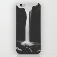 Hidden waterfall iPhone & iPod Skin