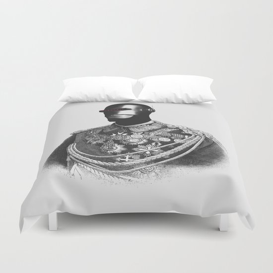 General Electric Duvet Cover