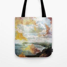 Killiney Gold Tote Bag