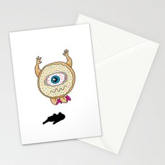 Donut Smash Stationery Cards