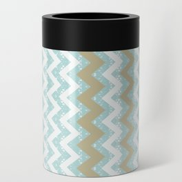 Chevrons and Dots Can Cooler