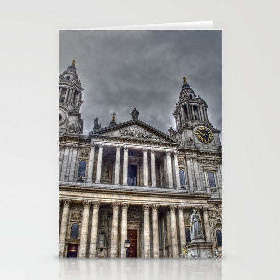 St. Paul's Cathedral, London Stationery Cards