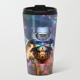 Astronaut Disintegration Travel Mug