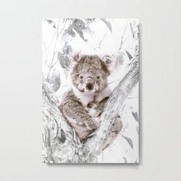 Eucalypt Home Metal Print