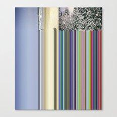Summer/Winter Canvas Print