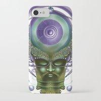 full metal alchemist iPhone & iPod Cases featuring Alchemist by Giohorus