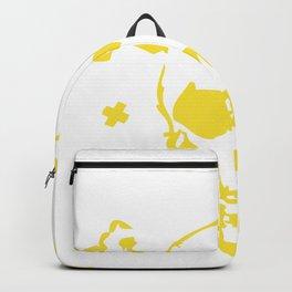 XXX Skull Backpack
