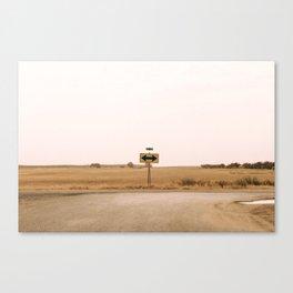 road 92 Canvas Print