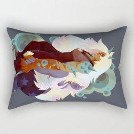 Corrupted Ideal Rectangular Pillow
