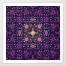 Astro II Art Print