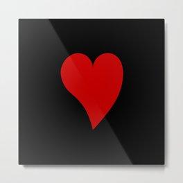 Hearts Against Hate 143 Metal Print