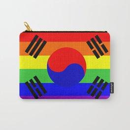 south korea gay flag Carry-All Pouch