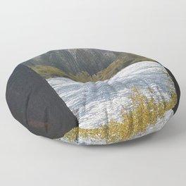 Sierra Stream Floor Pillow