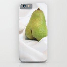 Tasteful Porn: Pear #1 iPhone Case