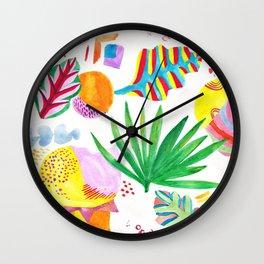 Gabriella - (White) Wall Clock