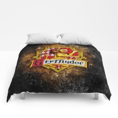 Gryffindor team flag iPhone 4 4s 5 5c, ipod, ipad, pillow case, tshirt and mugs Comforters