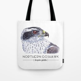 Northern Goshawk Tote Bag