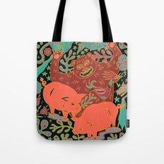 Peaceful Grazing Tote Bag