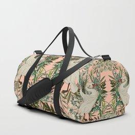 Romantic Swan Duffle Bag