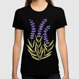 Lavender Watercolor T-shirt