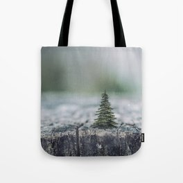 Tree by tree Tote Bag
