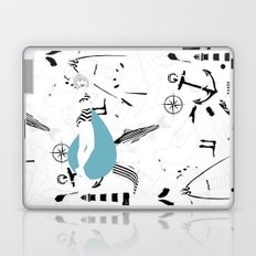 For the nautical enthusiast. Laptop & iPad Skin