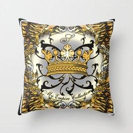My Kingdom Throw Pillow