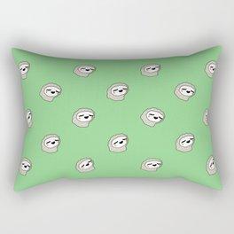 Sloth Party! Rectangular Pillow