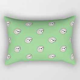 Sloth Party! Rectangular Pillow