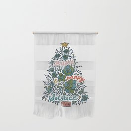 Bright and Happy Solstice Wall Hanging