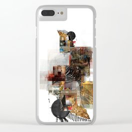 Totem — GoldSerie Clear iPhone Case