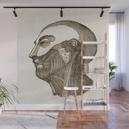 Human Anatomy Wall Mural