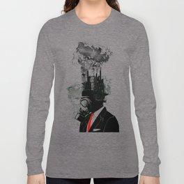 Businessman Long Sleeve T-shirt