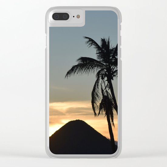 British Virgin Islands Clear iPhone Case