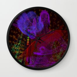 Conference With the Ascended Wall Clock