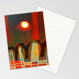 Dry Swimming  / Trapped Stationery Cards