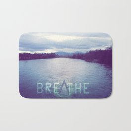 Breathe in the Beauty of Nature Bath Mat