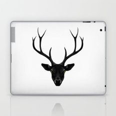 The Black Deer Laptop & iPad Skin