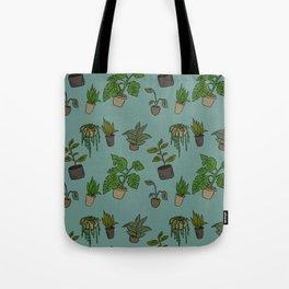Indoor Plants Tote Bag